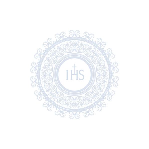 Servietten 33x33 cm - IHS Stickerei-Design Blau