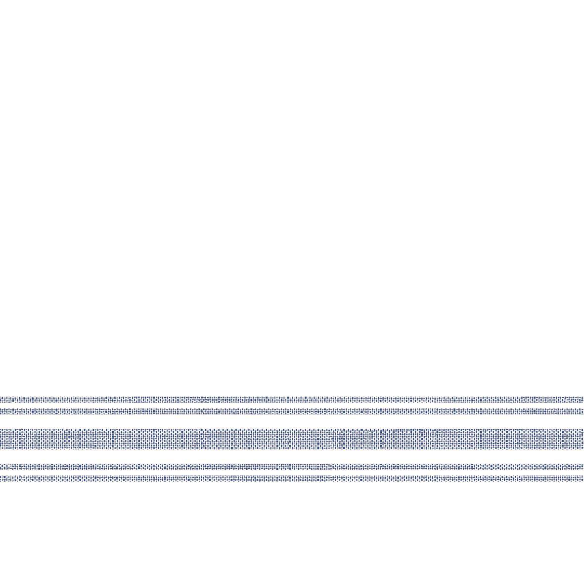 Linclass Servietten 40x40 cm - Bill  (blau)