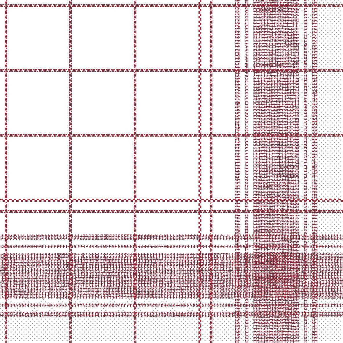 Tissue Servietten 33x33 cm - Nadeem (bordeauxfarben)