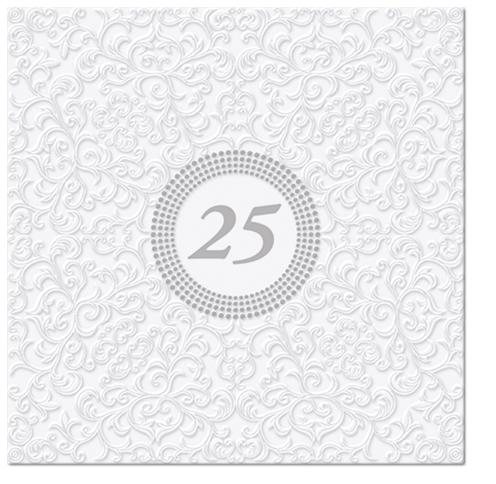 Servietten 33x33 cm - Inspiration Symbol 25