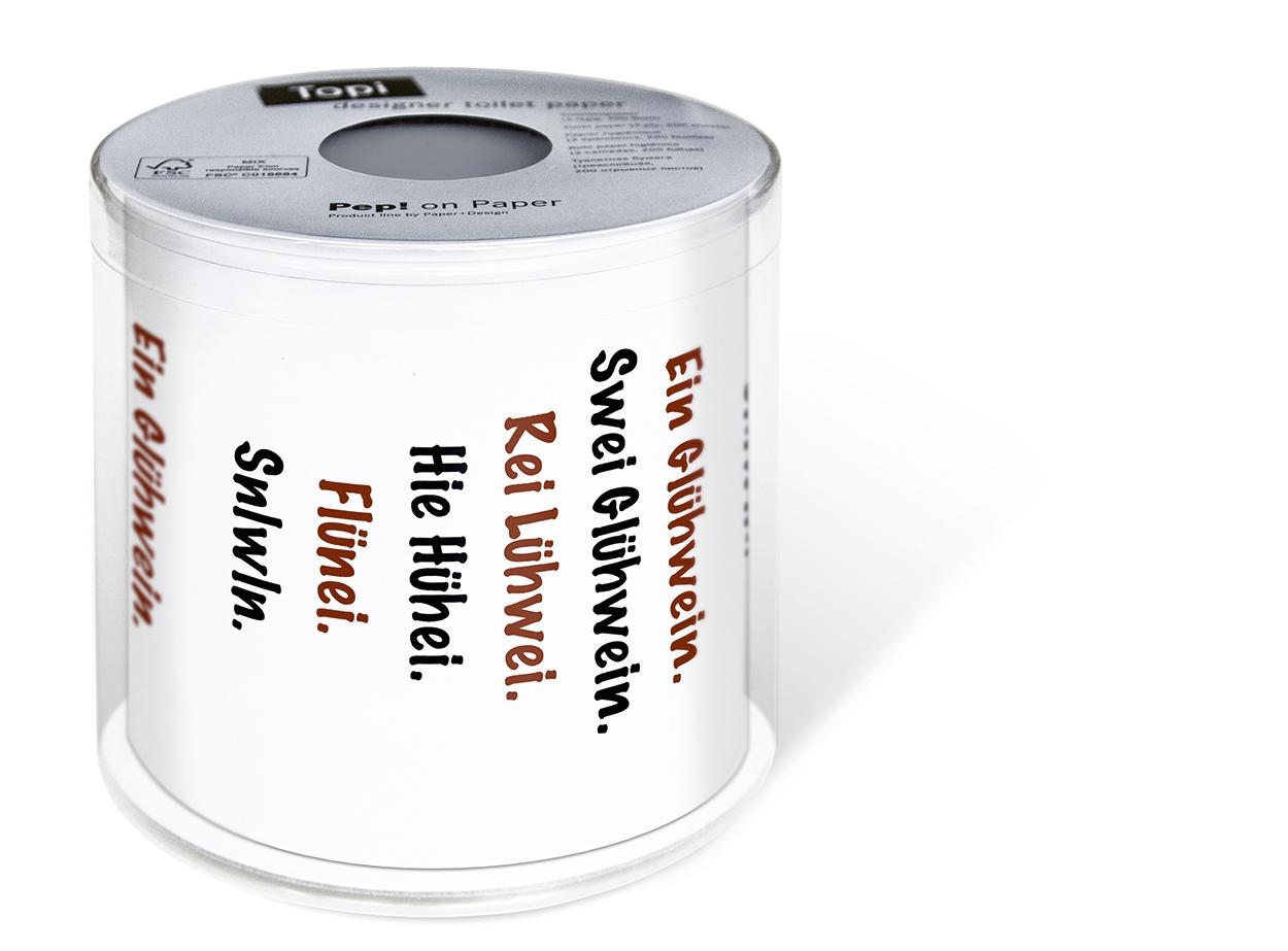 Toilettenpapier - Gl𨷥in