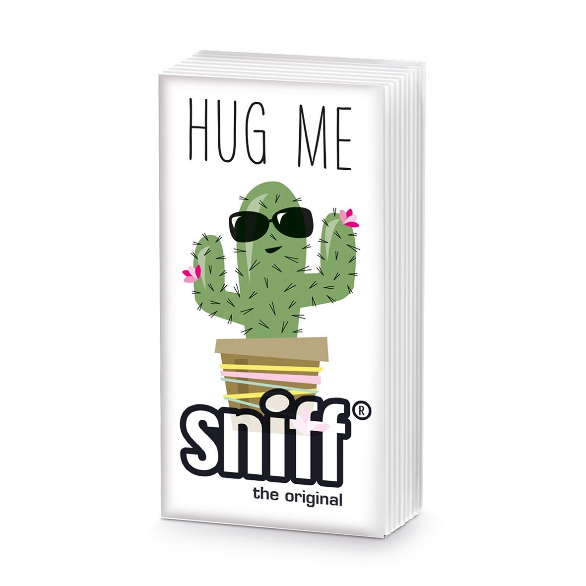 Taschentücher - Mich umarmen Kaktus Schnüffeln