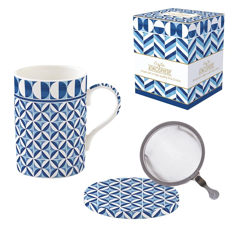 Porzellan-Tasse - Coffee Mania - GBLU