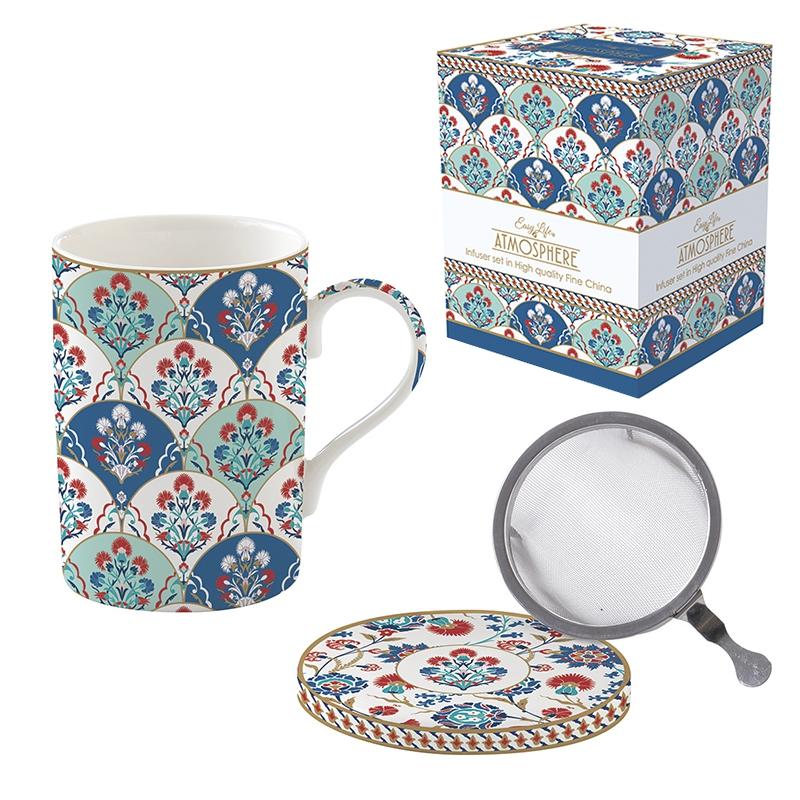 Porzellan-Tasse - Coffee Mania - IZNI