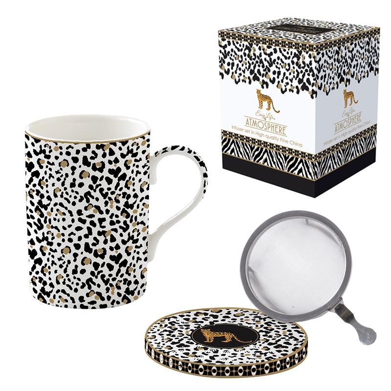 Porzellan-Tasse - Coffee Mania - SAVA