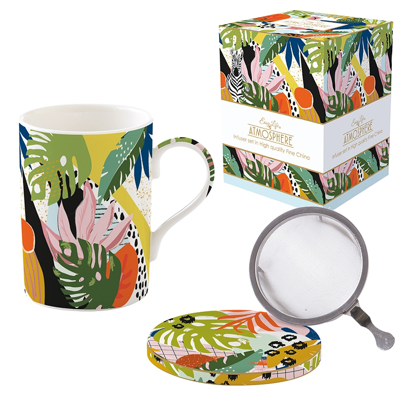 Porzellan-Tasse - Coffee Mania - VIBE