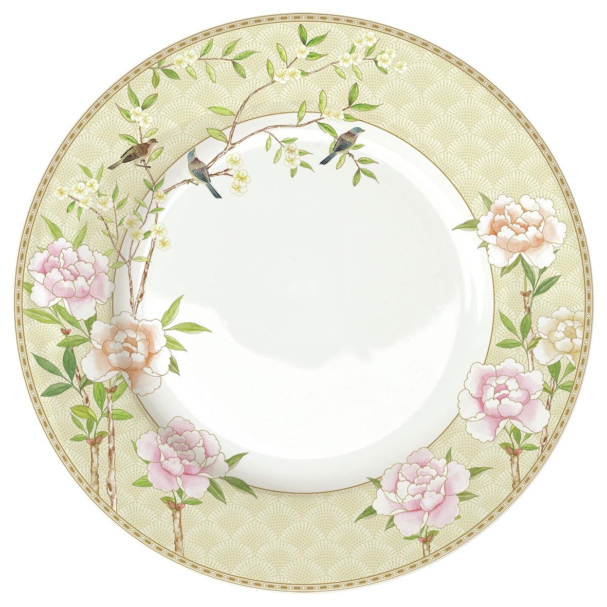 Speiseteller 27cm - Palace Garden Floral