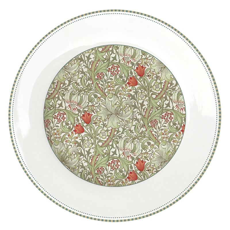 Porzellan-Teller 26,5cm - William Morries