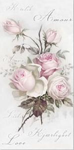 Taschentücher Roses