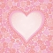 Servietten 33x33 cm - Romantic Heart among Roses
